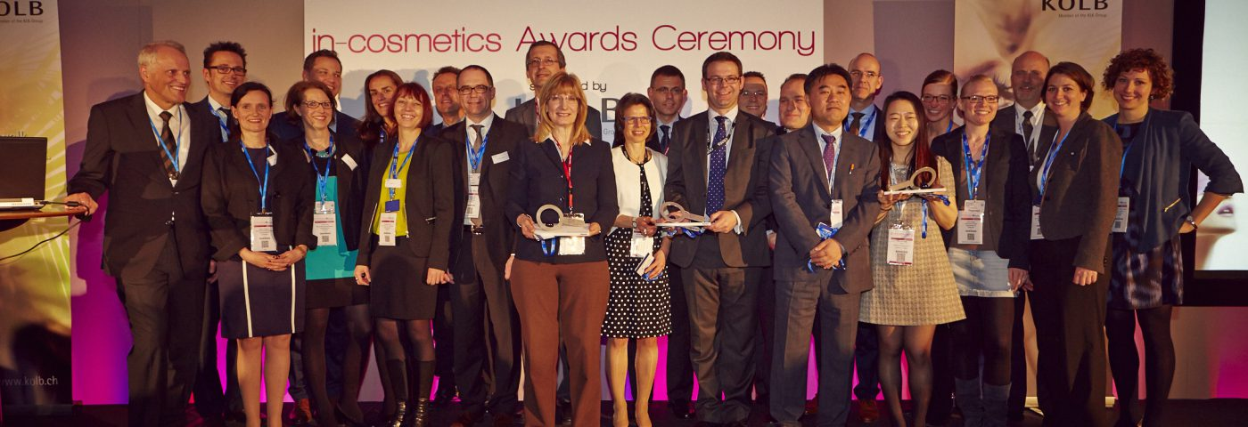Beiersdorf crowns Innovation Pitch winners at in-cosmetics