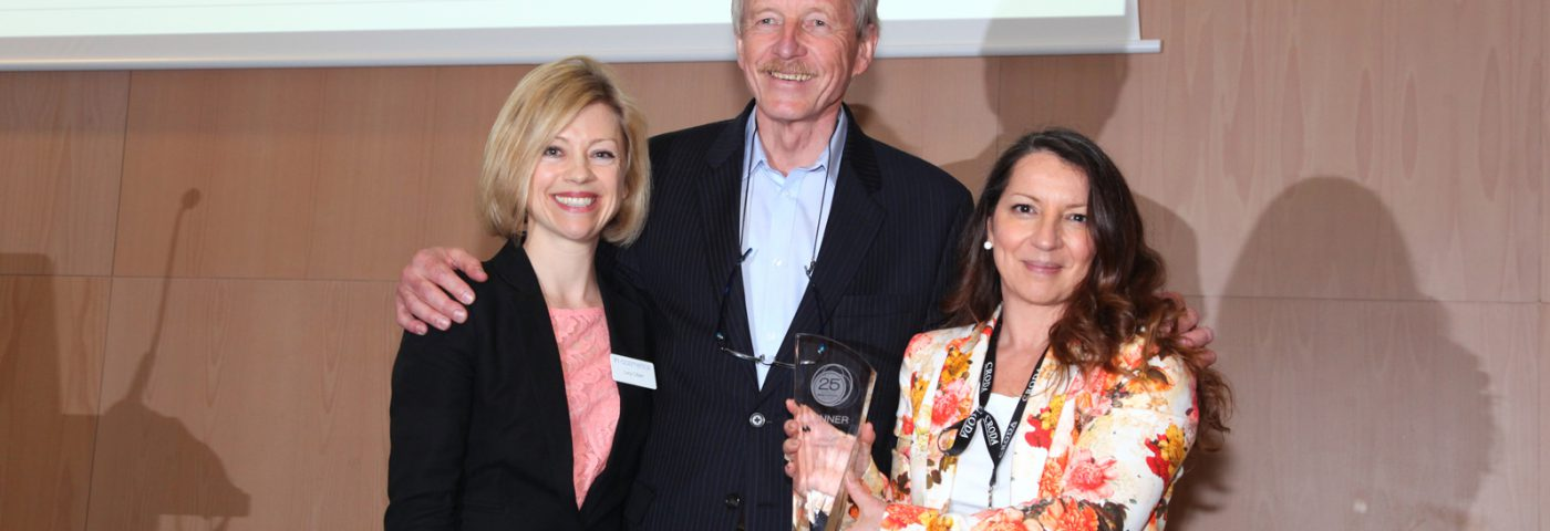 Special recognition for Sederma to celebrate a quarter-century of innovation at in-cosmetics