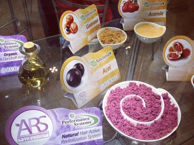 Ingredientes exóticos para formulação cosmética