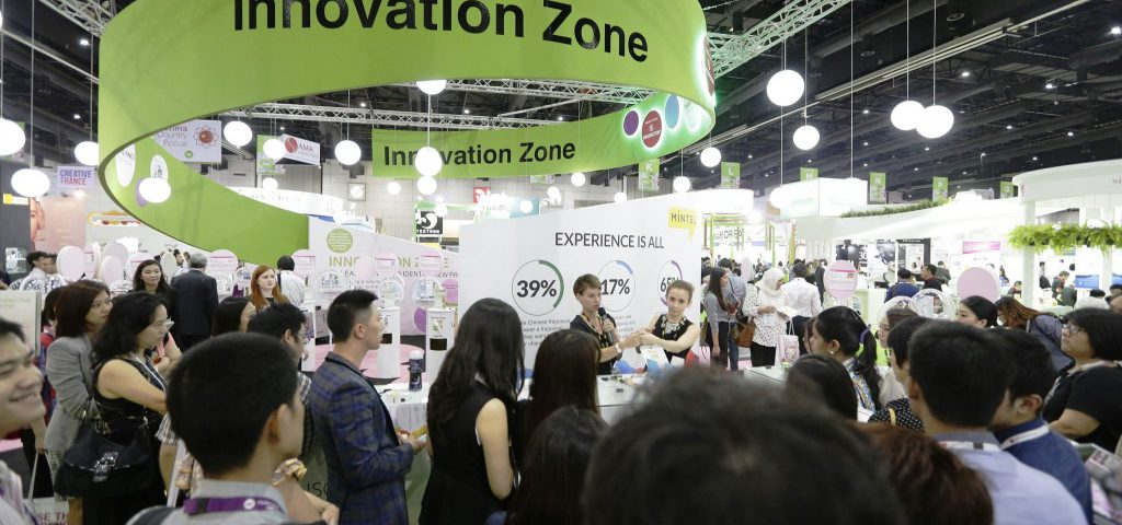 Top innovative ingredients at in-cosmetics Asia