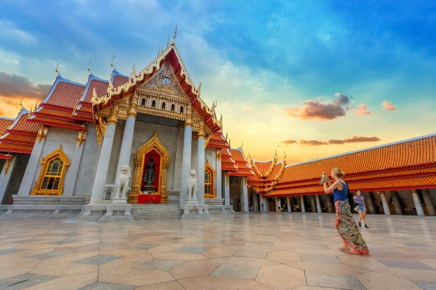 Thai beauty market benefits from tourist spend