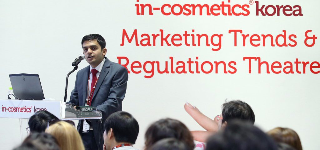 in-cosmetics Korea interviews Kunal Mahajan, Project Manager, Kline Group.