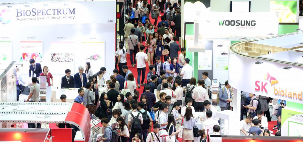 97% visitor increase makes in-cosmetics Korea a dazzling success