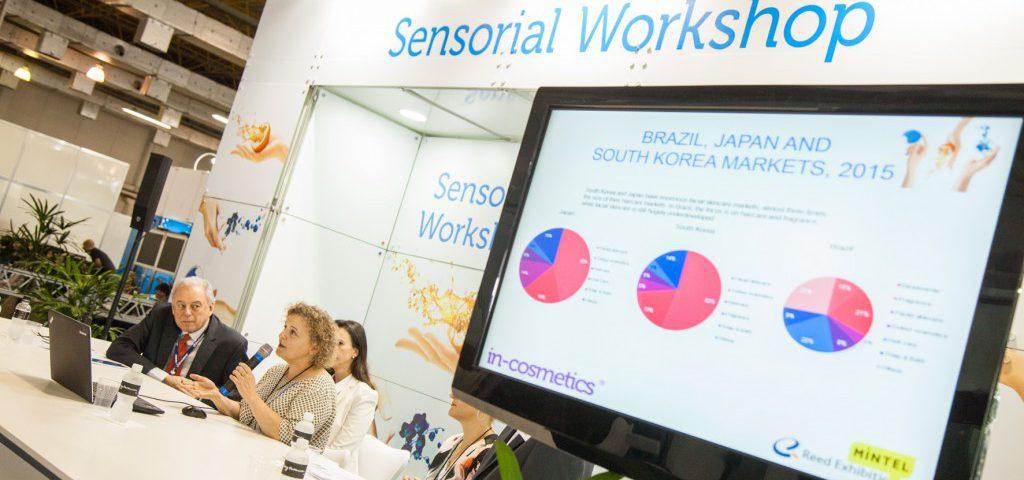 in-cosmetics Latin America reúne os lançamentos e inovações para indústria de cosméticos e cuidados pessoais