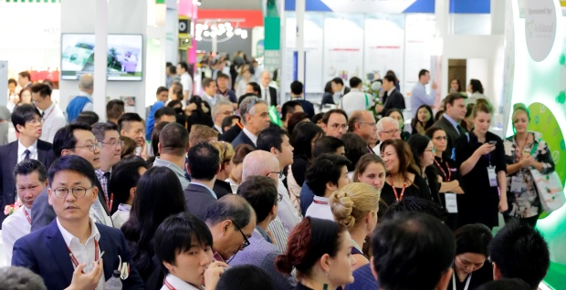 Revitalised in-cosmetics Asia at all-time high