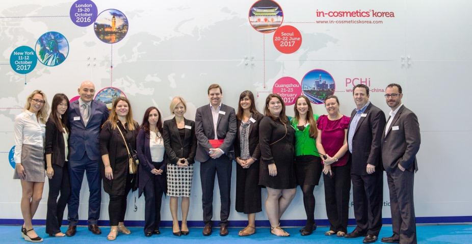 in-cosmetics Group announces record breaking year and reveals exciting plans for 2017