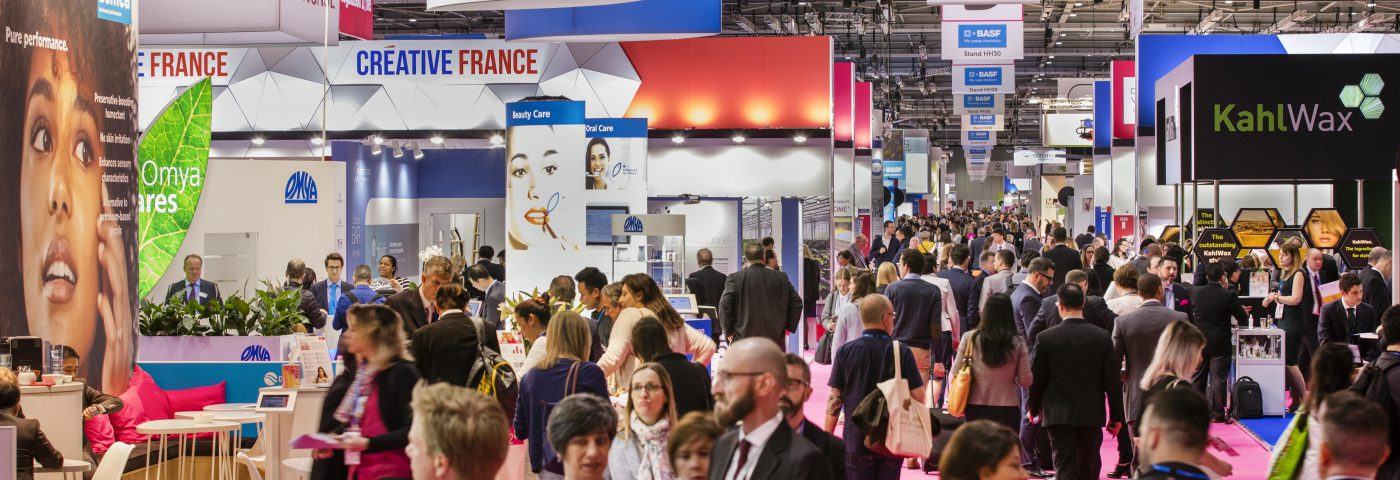 in-cosmetics Global basks in a successful return to the United Kingdom