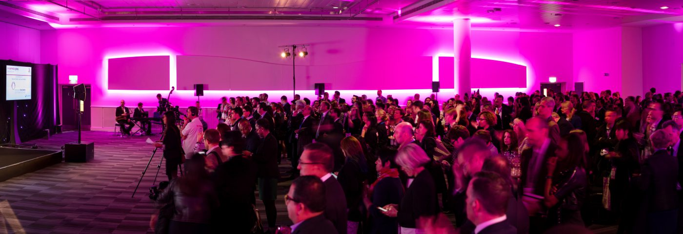 Awards galore at in-cosmetics Global