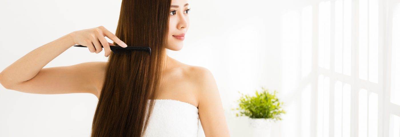 Haircare trends in Asia