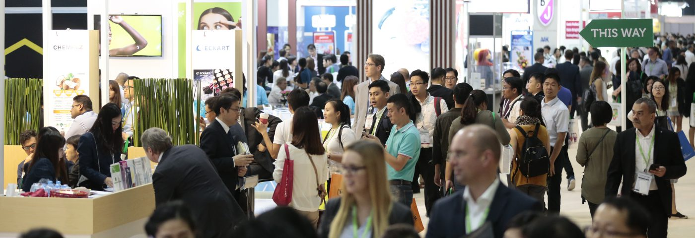 in-cosmetics Asia celebrates its 10th anniversary with over 10,000 visitors