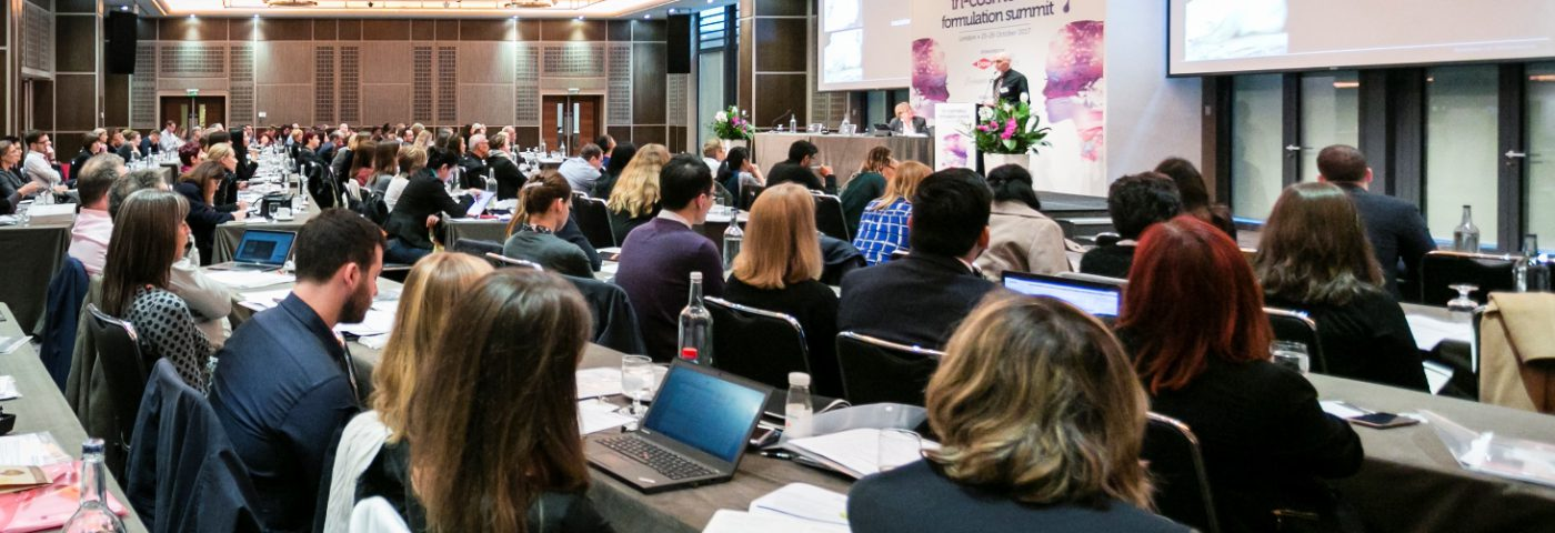 in-cosmetics Formulation Summit 2017: The Answers