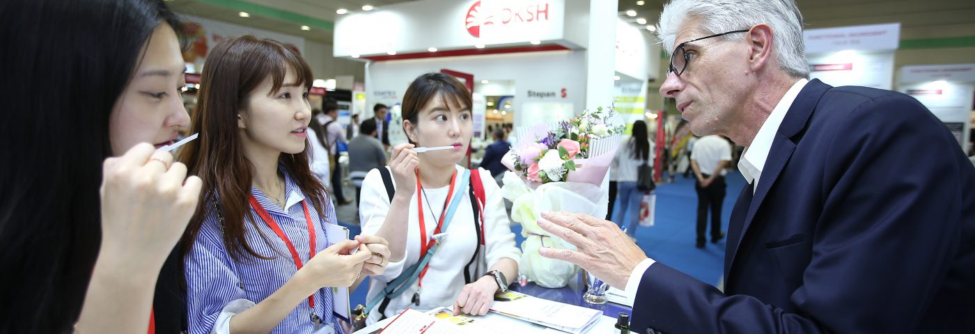 Why visit in-cosmetics Korea? Hear from 2017 visitors – Video