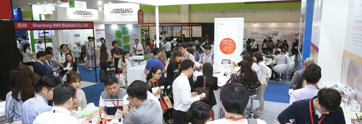 Why exhibit at in-cosmetics Korea? Hear from 2017 exhibitors – Video