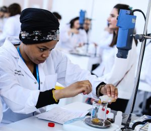 Formulating in the Formulation Lab