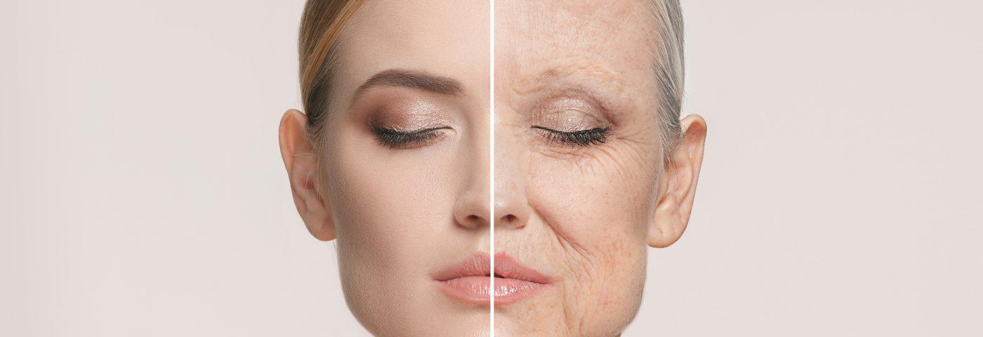 Como os diferentes tipos de pele influenciam o envelhecimento cutâneo
