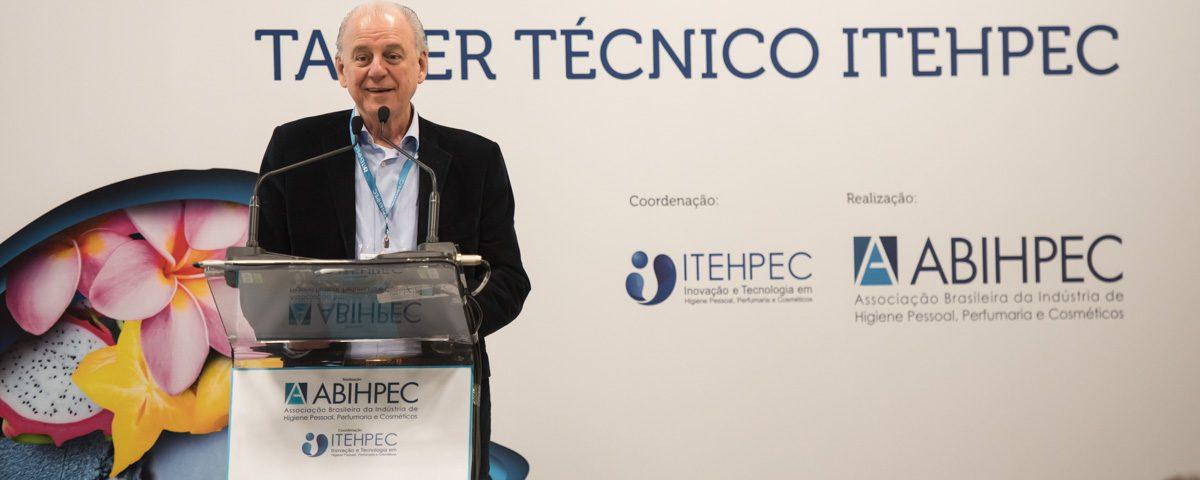 Workshop Técnico ITEHPEC aborda Sensorialidade e Empreendedorismo na indústria de Higiene Pessoal, Perfumaria e Cosméticos
