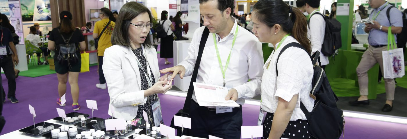 in-cosmetics Asia: the driving force of innovation in the Asia Pacific beauty industry
