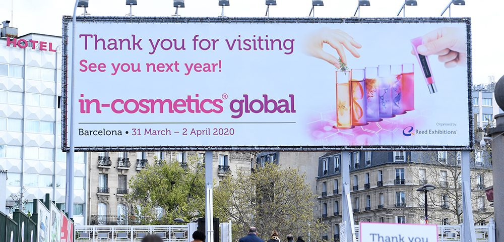in-cosmetics Global celebrates diversity in beauty with a triumphant return to Paris