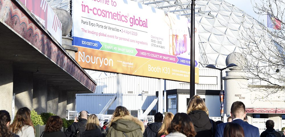 in-cosmetics Global returns to the home of cosmetics