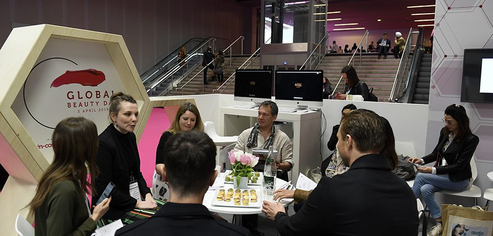 in-cosmetics Global launches Global Beauty Day on 3 April in Paris