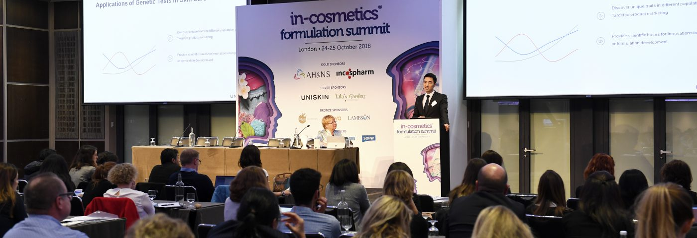 Good for the body, planet and mind: in-cosmetics Formulation Summit announces expert seminar programme