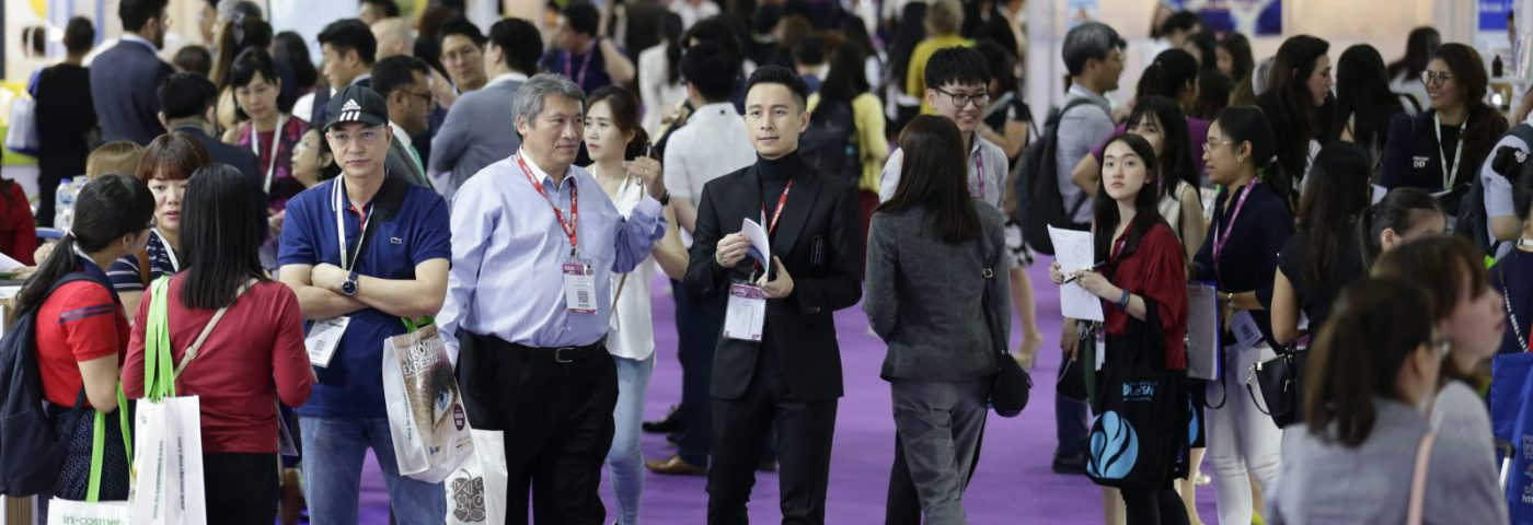 in-cosmetics Asia exceeds attendance records