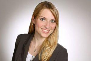 Christin Ihrig, Marketing Manager Active Ingredients, Evonik