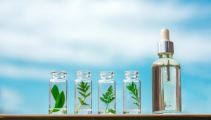 Ingredient trends in the personal care and cosmetics industry