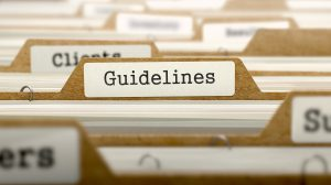 document guidelines