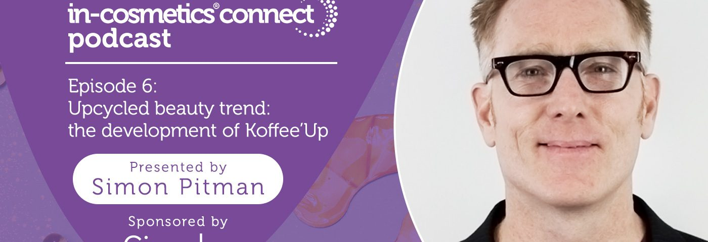 Sponsored podcast – Upcycled beauty trend: the development of Koffee'Up by Givaudan