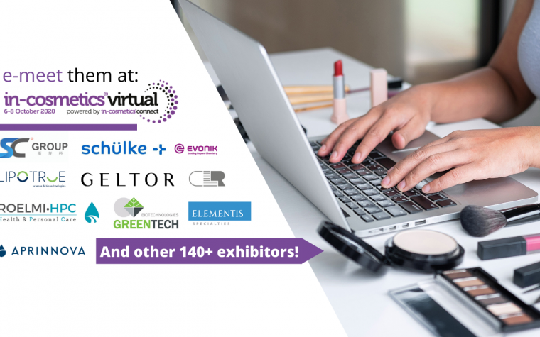 incos Virtual 140 exhibitors