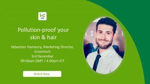 Greentech webinar