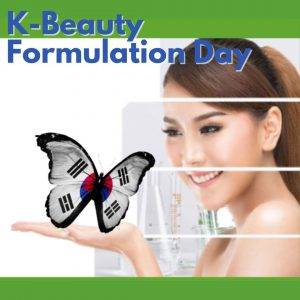 K-Beauty Formulation Day