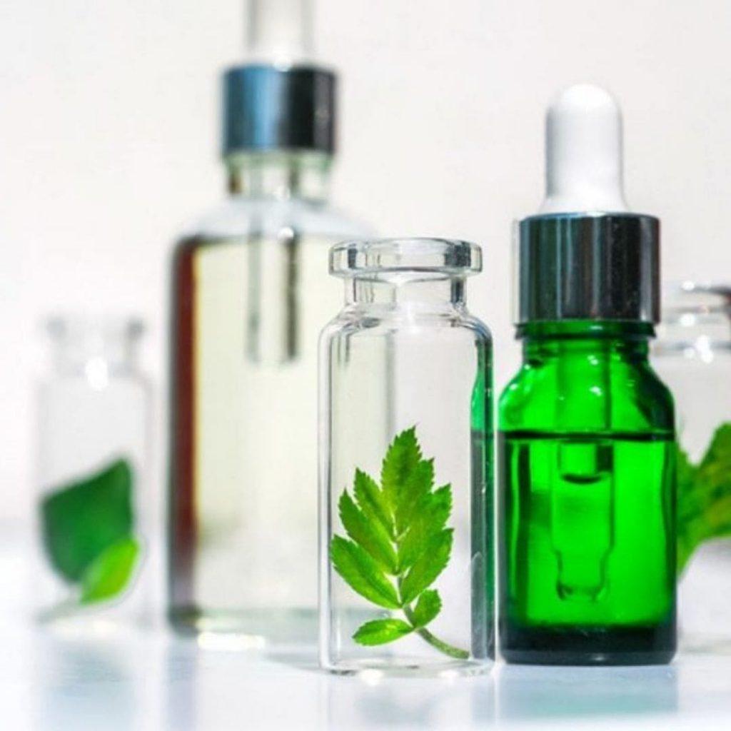 Green cosmetics