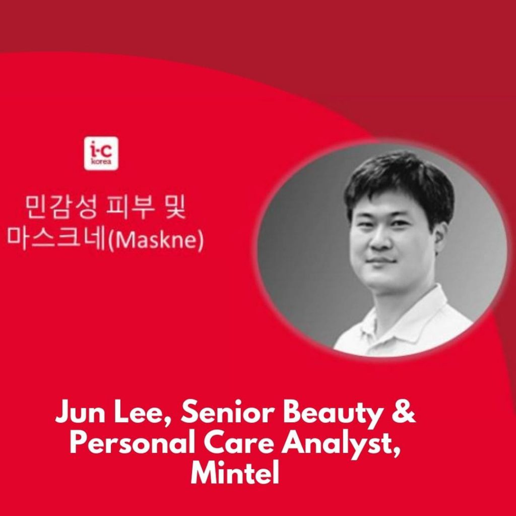 Korean webinar on Maskne