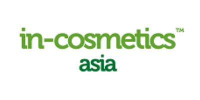 in-cosmetics Asia Logo