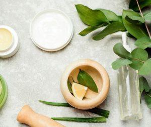 Plant based cosmetics
