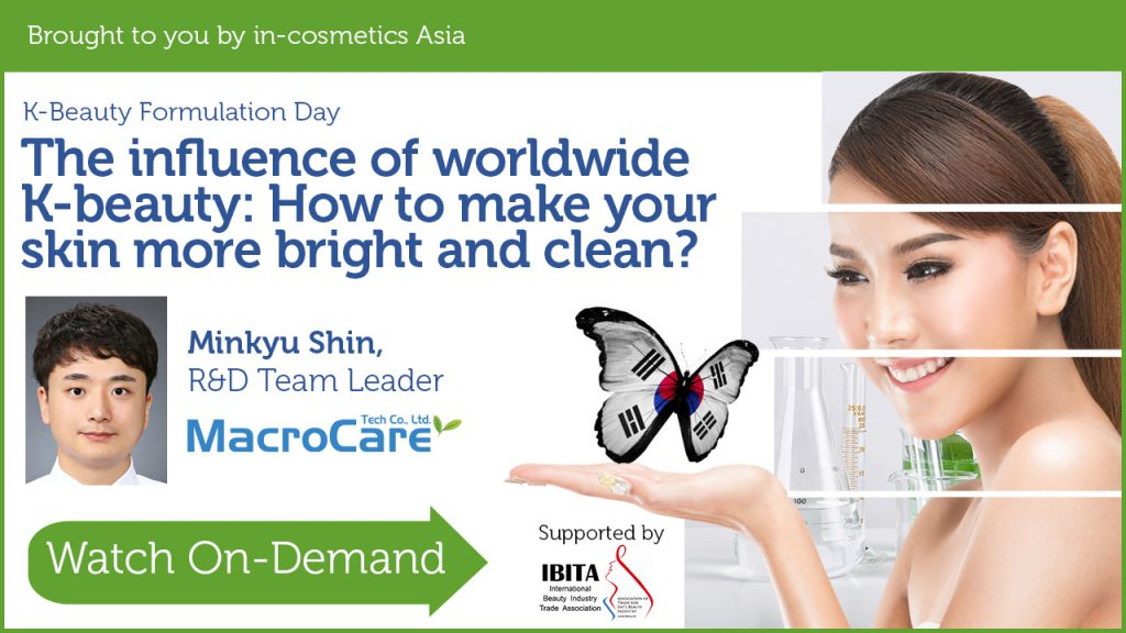 The influence of worldwide K-beauty: How to make your skin more bright and clean?