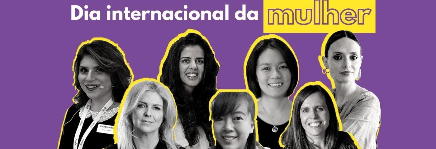 Celebrando o Dia da Mulher com grandes empreendedoras da indústria