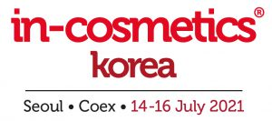 in-cosmetics Korea logo