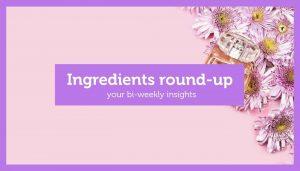 ingredients round-up
