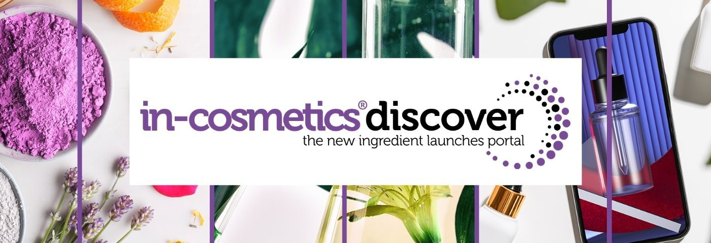 in-cosmetics group launch brand-new Discover platform