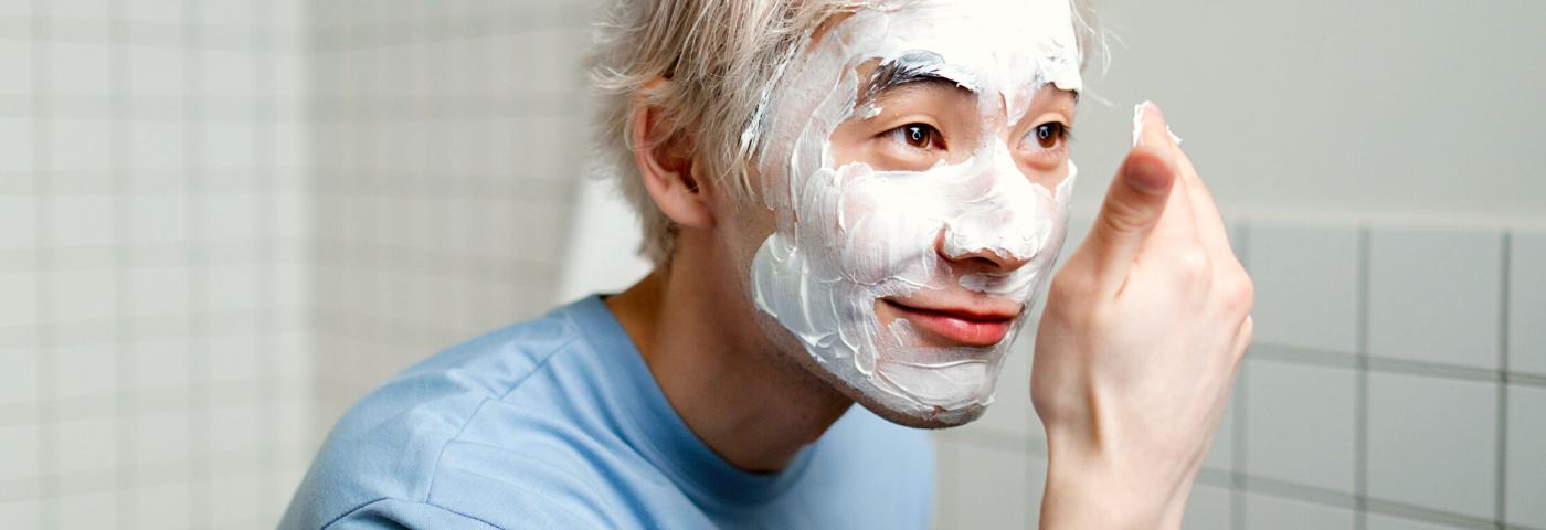Beleza masculina: oportunidades em cuidados com a pele