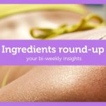 Ceramides in suncare, prolonged fragrance delivery & a growing patent portfolio