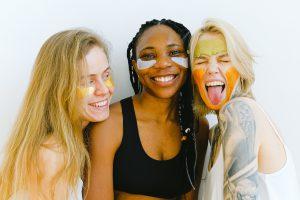 diversidade de pele