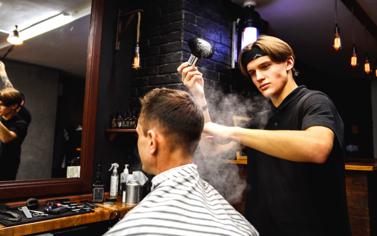 men's grooming trends