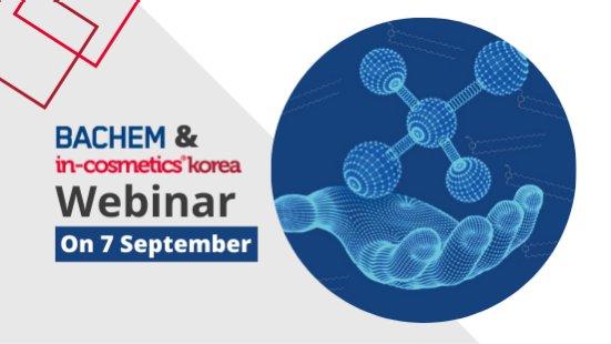 Peptide Technology webinar coming on 7 September