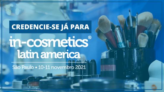 Visite a in-cosmetics Latin America 2021